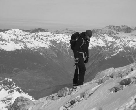 Mt Aneto 11,165ft Pyreenes France 2013